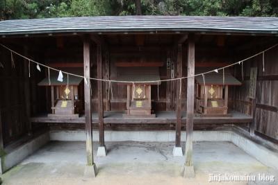 香取神社 古河市上片田12