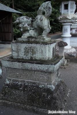 香取神社 古河市上片田17