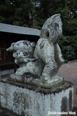 香取神社 古河市上片田18