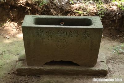 香取鷲神社 古河市駒込5
