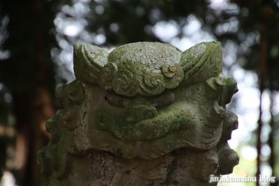 香取鷲神社 古河市駒込19