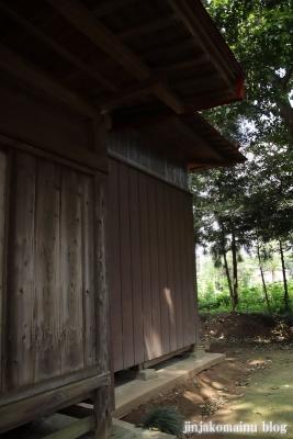 香取鷲神社 古河市駒込8