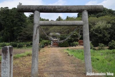 鷲神社 古河市上和田2