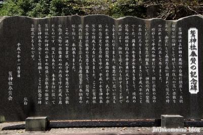 鷲神社 古河市上和田7