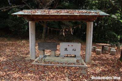 鷲神社 古河市上和田8
