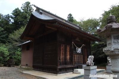 鷲神社 古河市上和田12