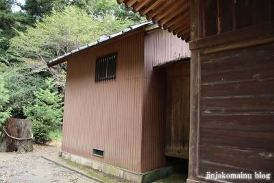 鷲神社 古河市上和田13