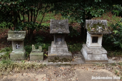 鷲神社 古河市上和田14