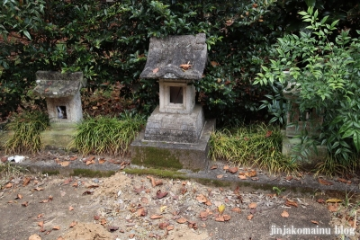 鷲神社 古河市上和田15