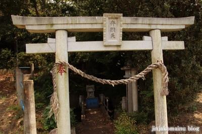 鷲神社 古河市上和田17