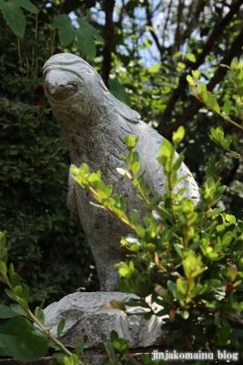 鷲神社 古河市上和田5
