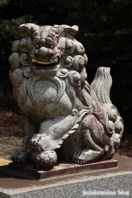 鷲神社 古河市上和田10