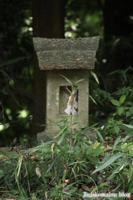 鷲神社 古河市上和田16