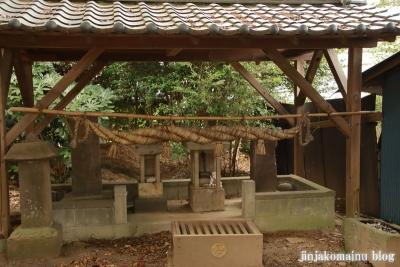 大日神社 古河市尾崎9