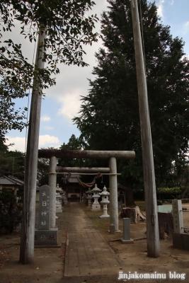 大日神社 古河市尾崎1