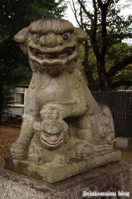 大日神社 古河市尾崎13