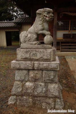 大日神社 古河市尾崎16