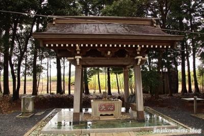 香取神社 古河市久能12