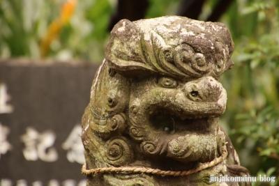 香取神社 古河市久能25