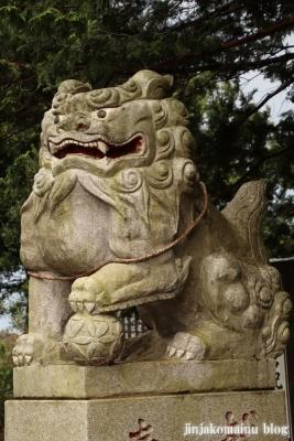香取神社 古河市久能9