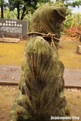 香取神社 古河市久能23