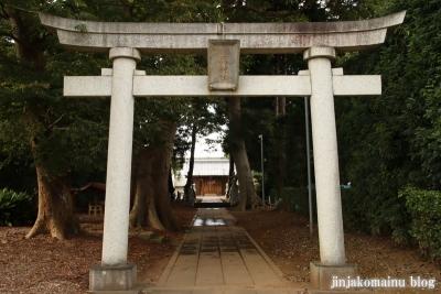 香取神社 古河市釈迦3