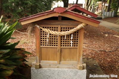 香取神社 古河市釈迦5