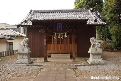 香取神社 古河市釈迦11