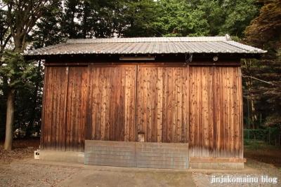 香取神社 古河市釈迦12