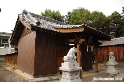 香取神社 古河市釈迦16