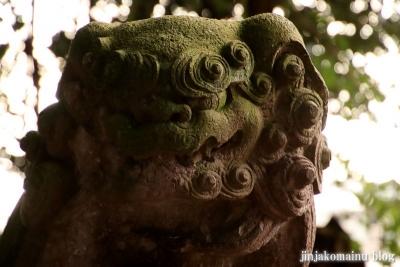 香取神社 古河市釈迦28