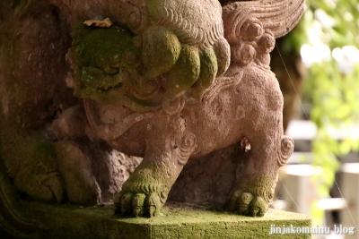 香取神社 古河市釈迦29