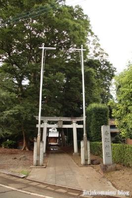 香取神社 古河市釈迦1