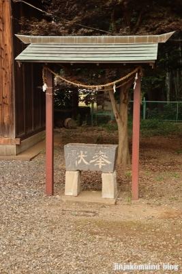 香取神社 古河市釈迦8