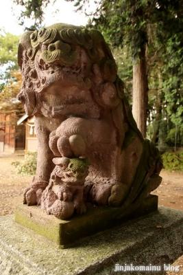 香取神社 古河市釈迦19