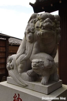 香取神社 古河市釈迦36