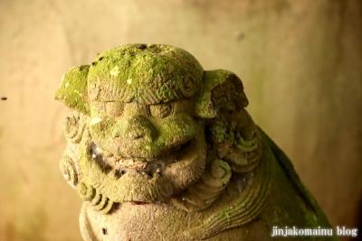 神明神社  古河市水海17