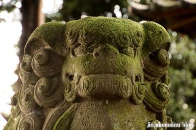 神明神社  古河市水海28