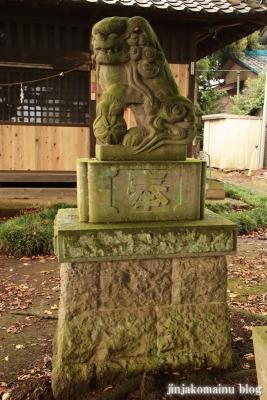 神明神社  古河市水海19
