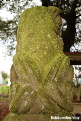 神明神社  古河市水海26
