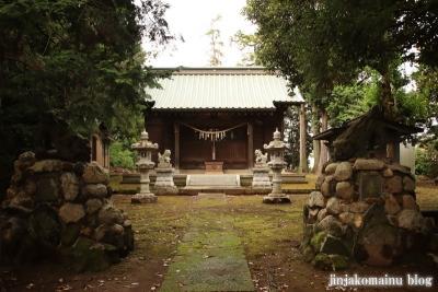 三嶋神社  古河市水海5