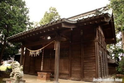 三嶋神社  古河市水海11