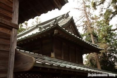 三嶋神社  古河市水海12