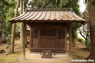 三嶋神社  古河市水海13