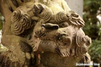 三嶋神社  古河市水海24