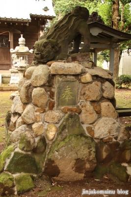 三嶋神社  古河市水海15