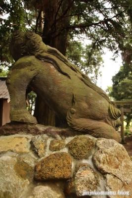 三嶋神社  古河市水海17