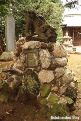 三嶋神社  古河市水海19