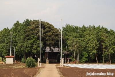 香取神社 古河市前林3