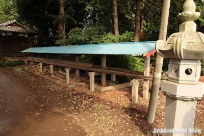 香取神社 古河市前林4